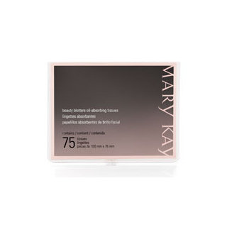 Mary Kay Cosmetics Beauty Blotters Oil-Absorbing Tissues