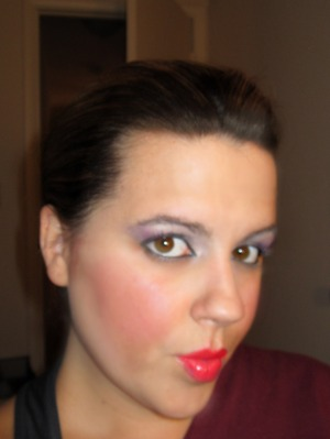 my entry for the Nars contest