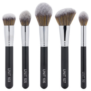 5 Piece Basics Face Set