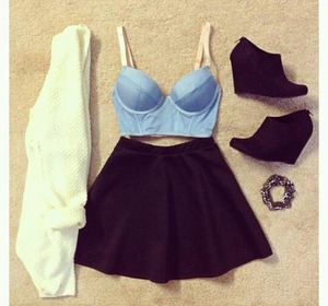 Help ! where could I get this whole outfit ! cheap though!<3