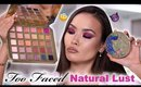 TOO FACED NATURAL LUST PALETTE FULL REVIEW + LOOK | Maryam Maquillage