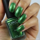 Kiko Pearly Golden Green 2