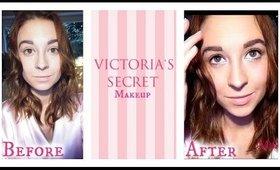 Victoria's Secret Angel Inspired Makeup Tutorial