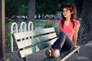 Model: Abby Rojas Hair: Carolina Villanueva Makeup: Me Photography: Francisco Giles