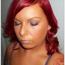 Eylure Naturalite False Lashes/Wet N Wild Petal Pusher Palette
