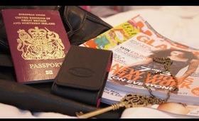 What's In My Hand Luggage?