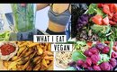 WHAT I EAT IN A DAY (HCLF VEGAN)