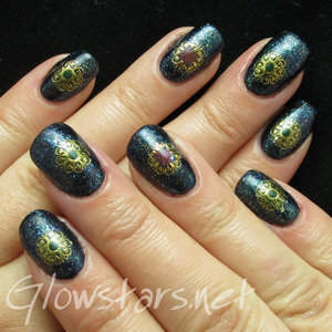 Read the blog post at http://glowstars.net/lacquer-obsession/2015/03/featuring-born-pretty-store-nail-art-stickers/