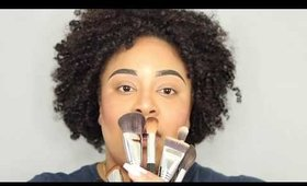 Sigma Highlight And Contour Brush Set Demo