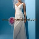 USD 340 Alfred Angelo 2070 Wedding Dresses by www.AutumnBridal.com