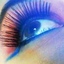 Pink & Blue Eyes #2