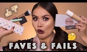 CURRENT MAKEUP FAVORITES AND FAILS ! | Maryam Maquillage