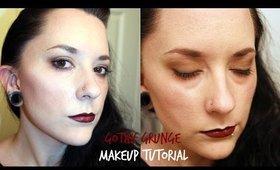 Gothic Grunge Makeup Tutorial