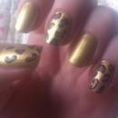 Leopard Nails X
