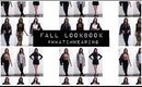 FALL LOOKBOOK #whatimwearing