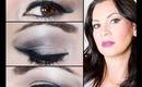 Hooded Eye Make-up - Fall Makeup Look