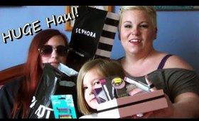 HUGE Haul! Five Below, Sephora, Hot Topic