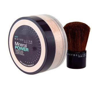 Maybelline Finishing Veil Translucent Loose Powder