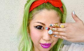Nail Artist Spotlight: Britney Tokyo