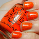 31 Day Challenge 2012 Orange Nails