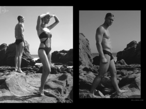 "BELLO Magazine's 12 page editorial titled ""IN THE SWIM"" appearing in the Summer Fashion Issue #37 - Available on ITUNES, IPHONE, and IPAD or by heading to http://bellomag.com Shot in the beautiful sunny location of Laguna Beach, Ca in May of 2012  Photographed by Sean Armenta www.seanarmenta.com www.seanarmentablog.com Twitter - @armenta_photo  Fashion Styling by Holly Copeland www.hollycopeland.com  Makeup by Mathias Alan www.mathias4makeup.com Twitter - @mathias4makeup  Hair by Sienree Du www.sienree.com Twitter - @sienree  Art Direction by Jamie Breuer www.jamiebreuer.com Twitter - @jamiebreuer   Mathias Alan is a makeup and hair artist that began his career in Los Angeles over 10 years ago and is extremely talented, creative, and passionate about his craft! Mathias has painted gorgeous faces and created eye catching hairstyles for the red carpet, pop music icons, on air talent, and numerous commercials and music videos. In addition to his experience choreographing runway shows, hosting cosmetics educational seminars, and keying fashion week makeup teams, he is also featured as an on air celebrity makeup artist expert with the Cloutier Remix agency.  Mathias Alan Beauty Editor of Bello Magazine http://www.bellomag.com/ http://www.mathias4makeup.com http://www.twitter.com/mathias4makeup http://www.facebook.com/mathias4makeup http://www.findthebeautywithinyoursoul.tumblr.com/"