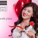 LANG LANG Cosmetics Valentines Day shoot
