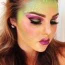 Halloween makeup !