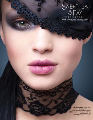 Makeup & Hair: Lina Toro Photo: Daniel Isaza Head Piece: Virginia Capricho