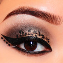 Bronze Graphic Liner