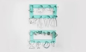 DIY Easy Cookie Cutter Holder
