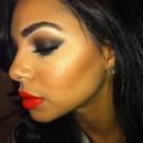 MAC Morange lipstick
