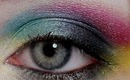 Dark Rainbow Eyes Tutorial