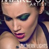 My work on the cover of Make-Up Artist!