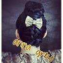 Chongo con trenza|Hair Style Tutorial