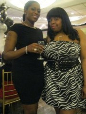 Me and my cousin Linda
