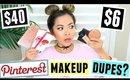 Pinterest Makeup Dupes TESTED!