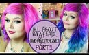 All About My Hair Part 1 - My Hair Care, Dye and Hair Extensions!