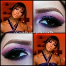 Jlo inspired eye makeup