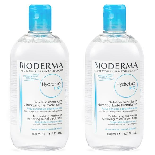 Buy two 500-ml Bioderma Hydrabio H2O for $19.90 (Value of $29.80)