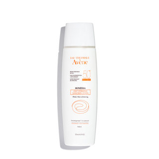 Mineral Light Hydrating Sunscreen Lotion SPF 50+