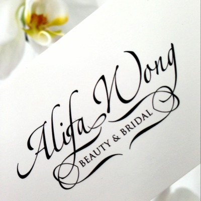Alifa Wong Beauty Bridal S.