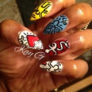 Keith Haring Inspired