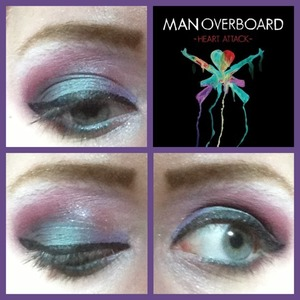 Covergirl LineBlast Eyeliner. Eh.
