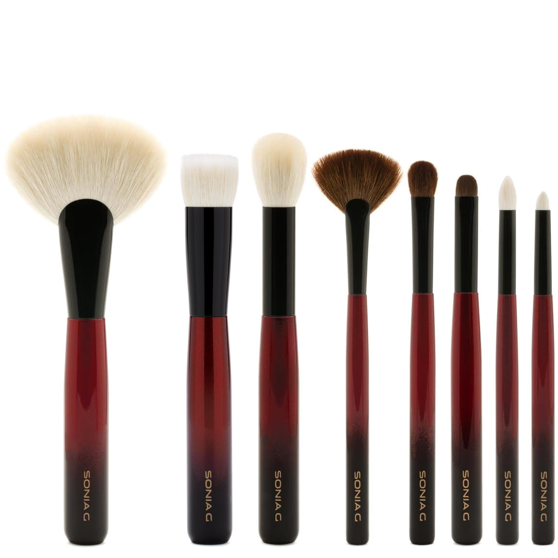 Sonia G. The Fundamental Brush Set alternative view 1 - product swatch.