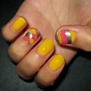 Braided Nail Design