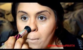 Tips para Aplicar la Base de Maquillaje Full Face Makeup Foundation