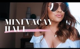 ♡ Vacay Haul/Try-on ft. QUAY AUSTRALIA & MISSGUIDED