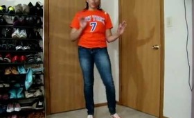 OOTD: The chilled out mom edition (Carmelo Anthony)