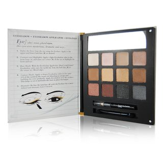 e.l.f. Essential Beauty Book- Neutral Eye Edition