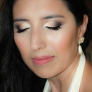 1St Wedding Anniversary Make-Up
